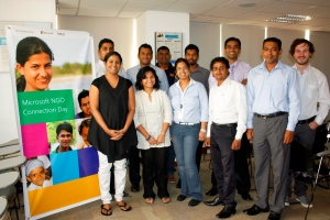 Sarvodaya-Fusion Staff in Sri Lanka (Courtesy of ITPro)